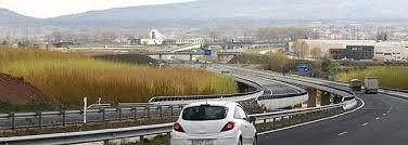 Autovía A-12 del camino tramo Nájera