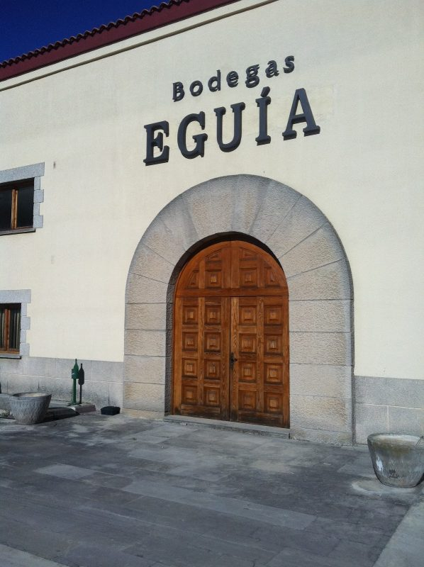 Bodegas Eguía