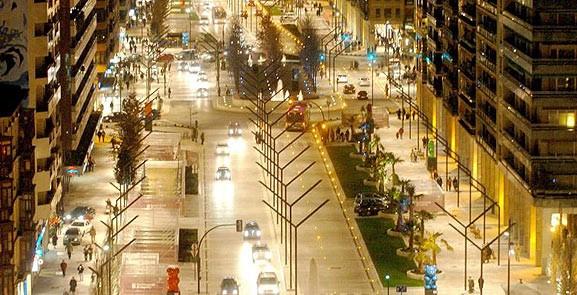 Calle Gran Vía - Logroño