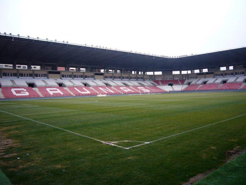 Campo de Fútbol Las Gaunas - Logroño