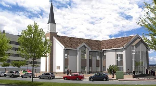 Iglesia Mormones - Logroño
