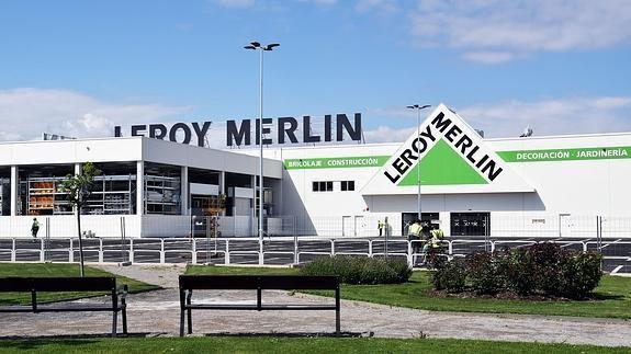 Leroy Merlin - Logroño