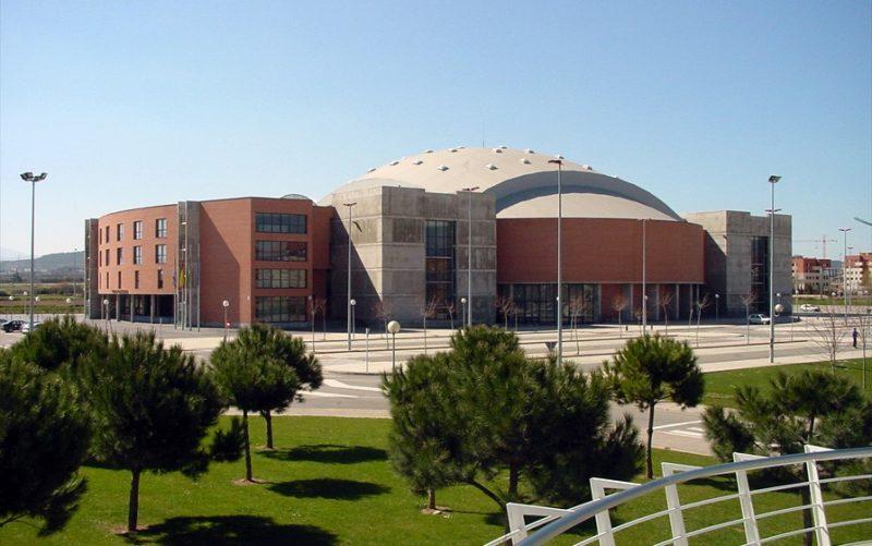 Palacio de Deportes - Logroño