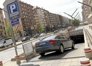 Parking Gran Vía - Logroño
