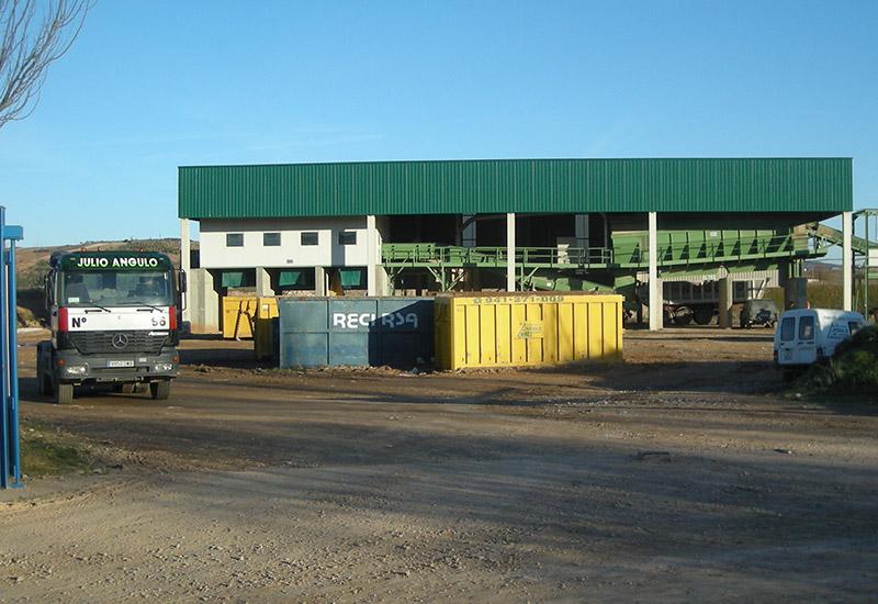 Instalaciones de Planta RCDS