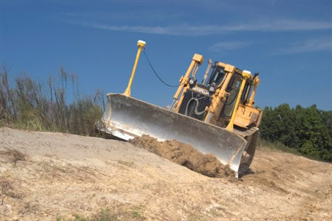 Maquina Excavadora