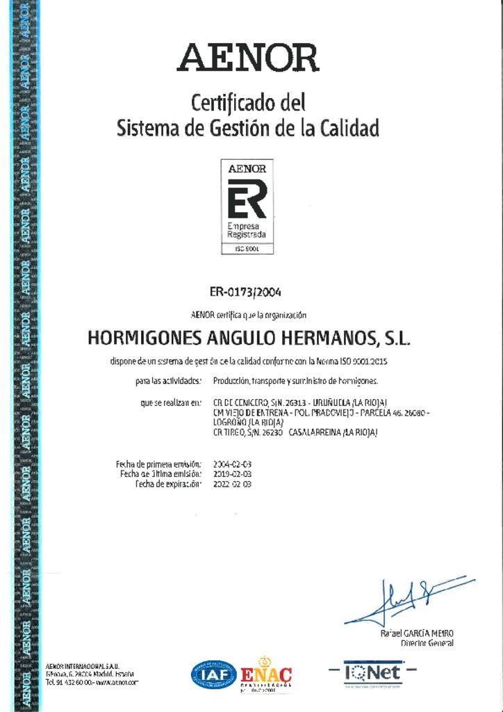 thumbnail of ISO 9001 HAHSL 2019