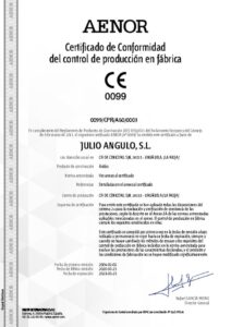 thumbnail of Certificado CE 0099-CPR-A60-0003_ES_2020-03-20