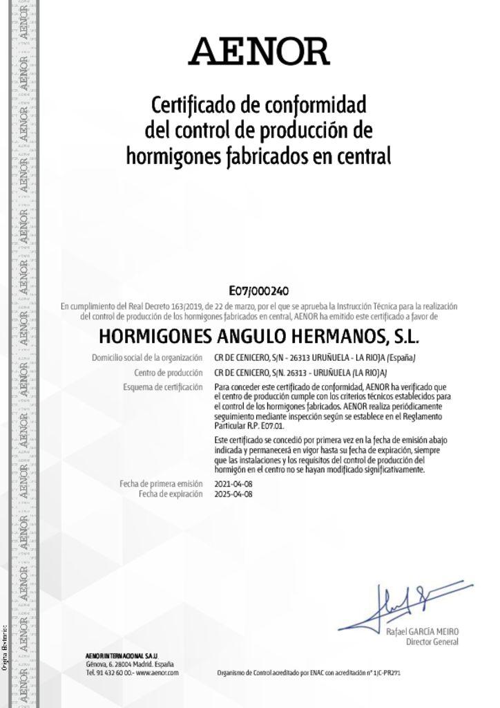 thumbnail of CertificadoE07-000240_ES_2021-04-08 ver4 URUÑUELA